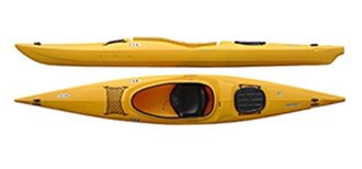 Kayaks for one people