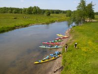 Canoe tours in pictures